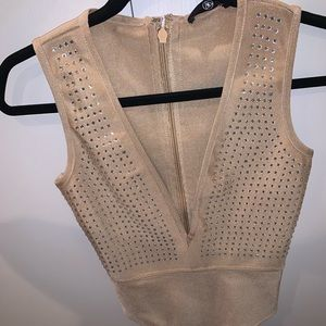 Crystal Body Suit